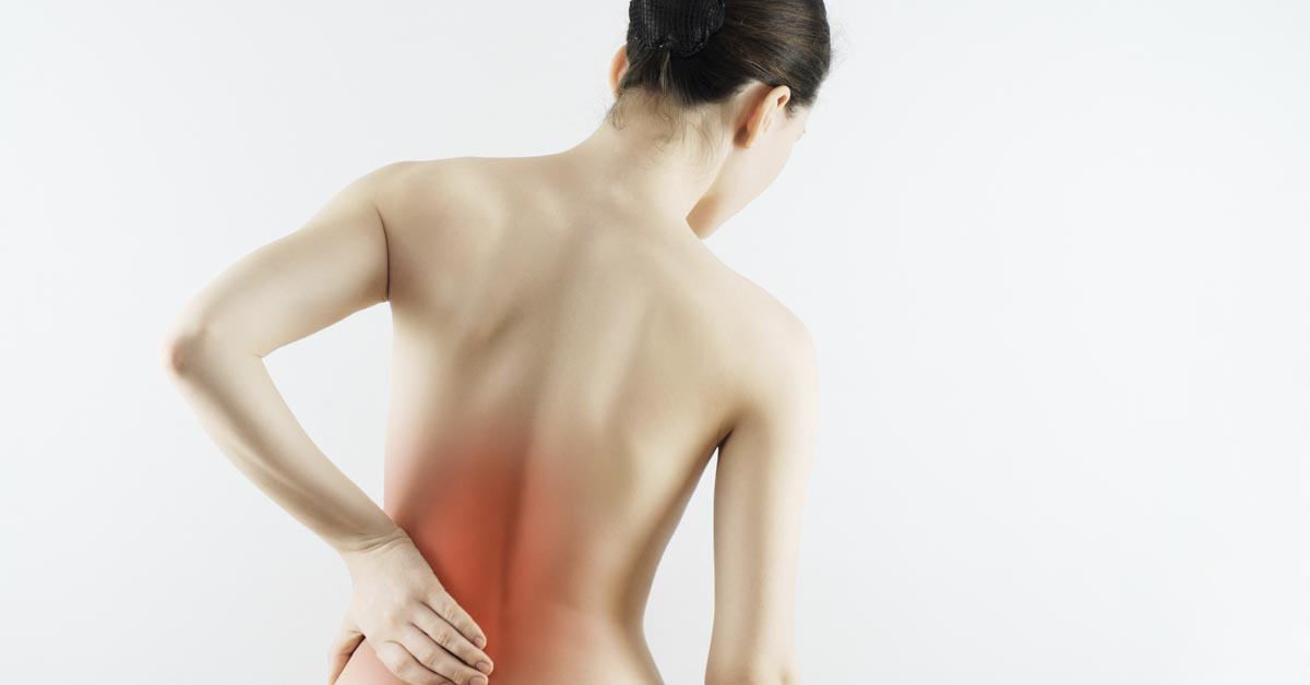 Jacksonville and Fleming Island, FL back pain treatment by Select Health and Wellness